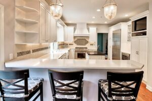 Traditional Kitchen Remodel in Marin County